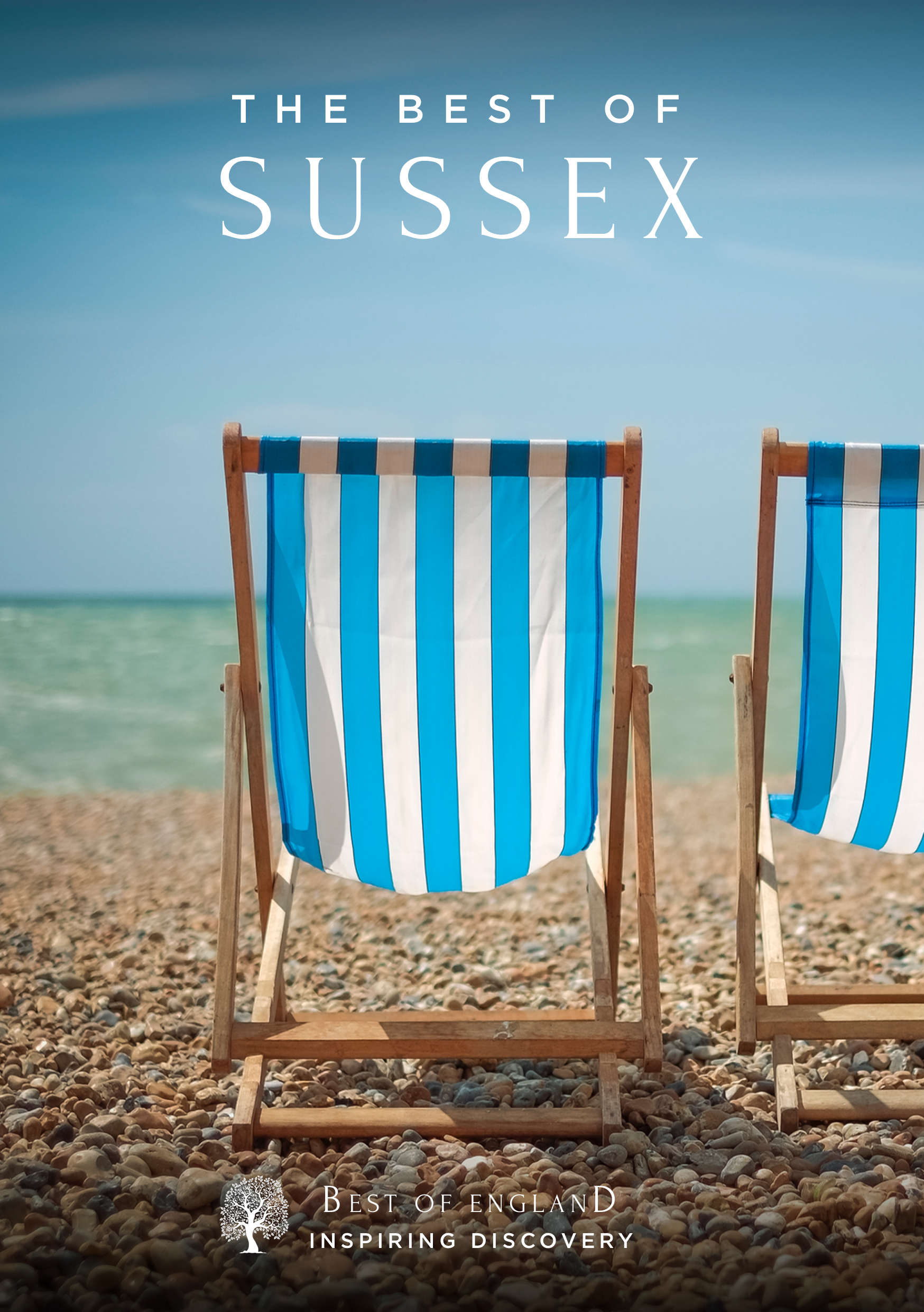 Best of Sussex Pocket Guide Front Cover