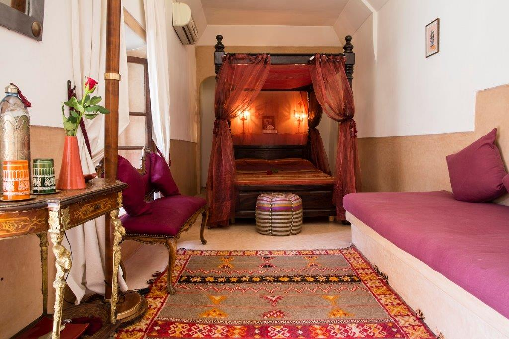Ourika Room at Riad El Zohar