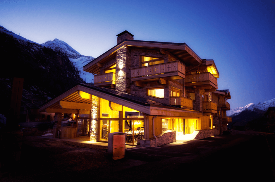 Chalet Alpinium Discerning Collection