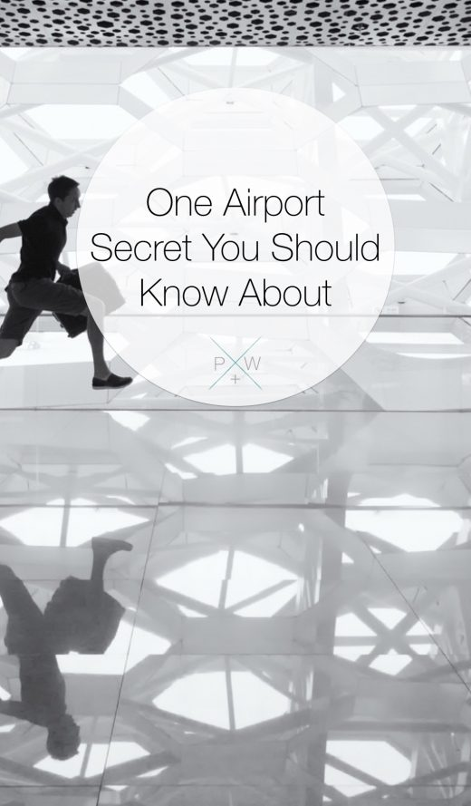 One Airport Secret No One Knows About