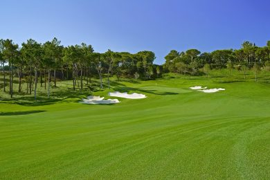 Golf in Quinta do Lago, Portugal