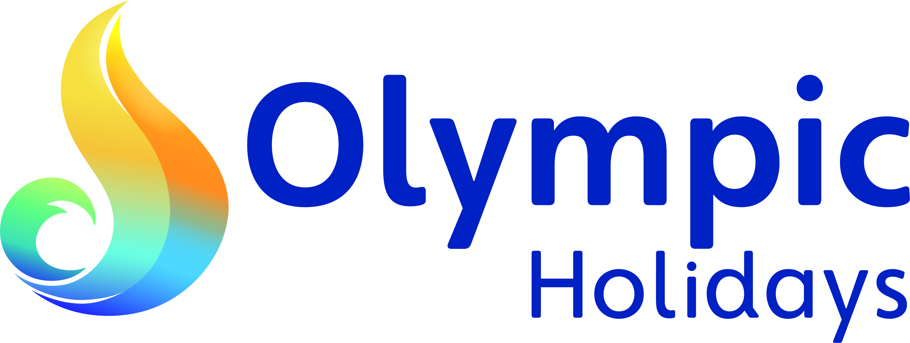 Olympic Holidays Logo