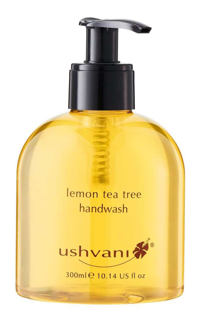 Ushvani Lemon Tea Tree Handwash