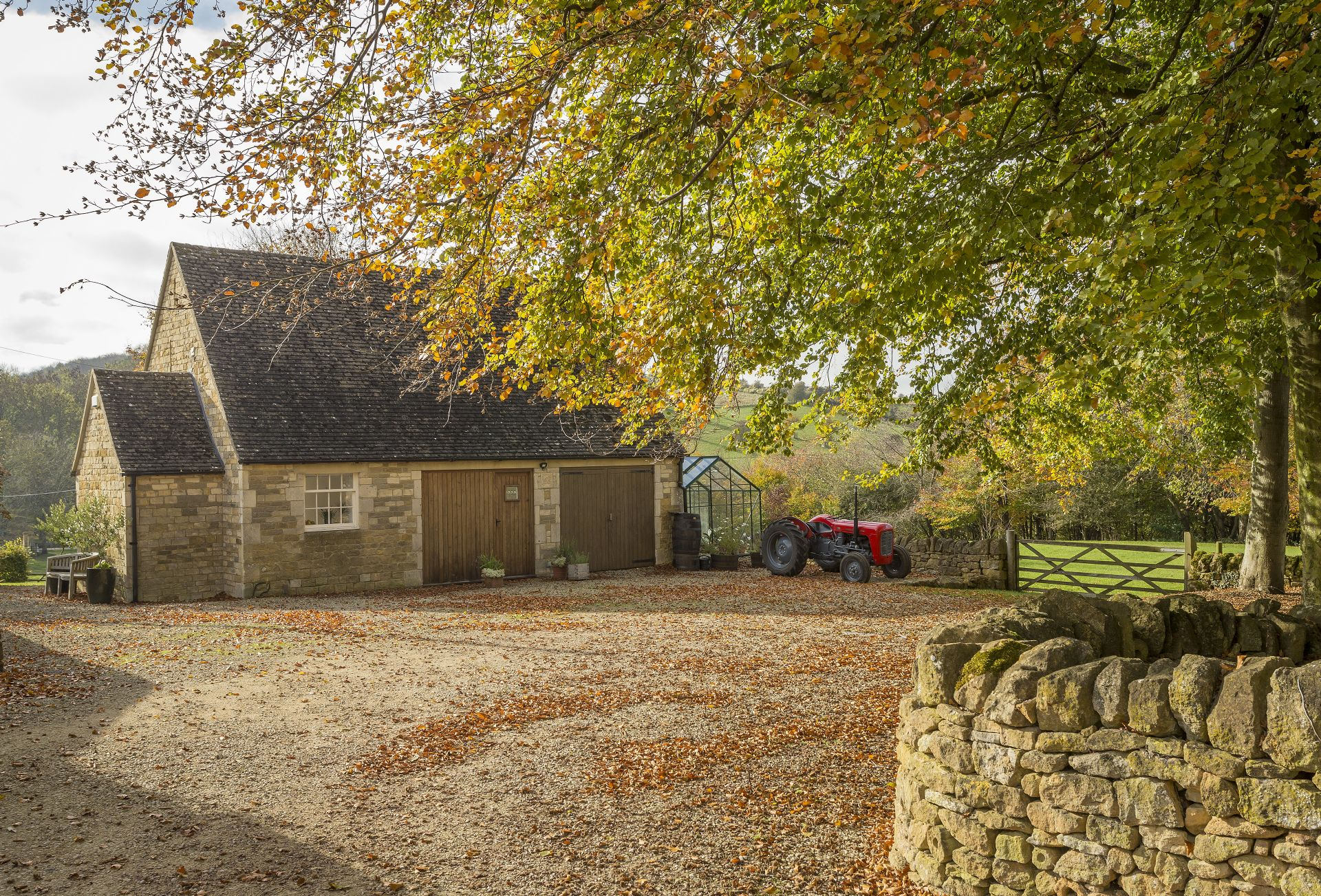 Cosy Christmas Cottages
